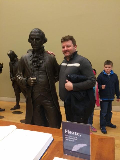 Photos taken at National Constitution Center in Philadelphia